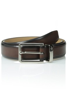 Dockers Men's 1 1/4 in. Feather Edge Belt with Metal Logo Loop