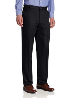Dockers Men's Advantage 365 D2 Straight Fit Flat Front Pant Navy - discontinued