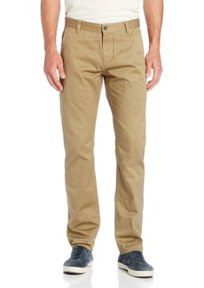 Dockers Men's Alpha Core Standard Tapered Flat Front Fit Pant New British Khaki