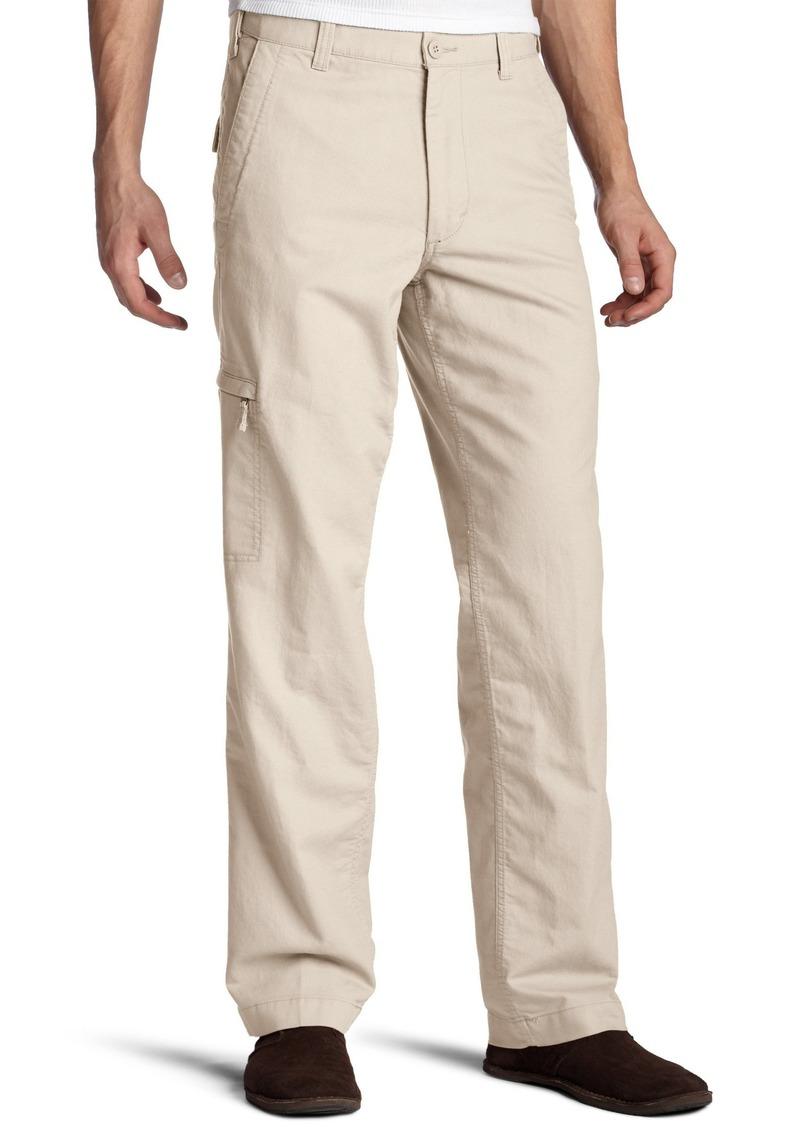 Dockers Men's Classic Fit Comfort Cargo Pants