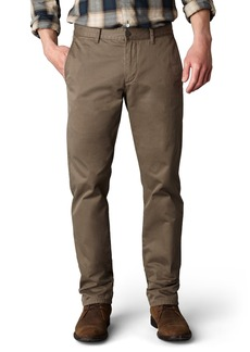 Dockers Men's Alpha Khaki Pant Dark Pebble - discontinued