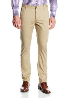 Dockers Men's Alpha Khaki Skinny Flat-Front Pant Chino - discontinued