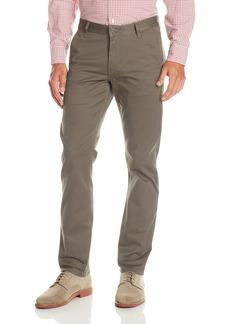 Dockers Men's Alpha Khaki Stretch Slim Tapered Fit Flat Front Pant