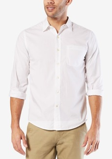 Dockers Men's Alpha Laundered Shirt