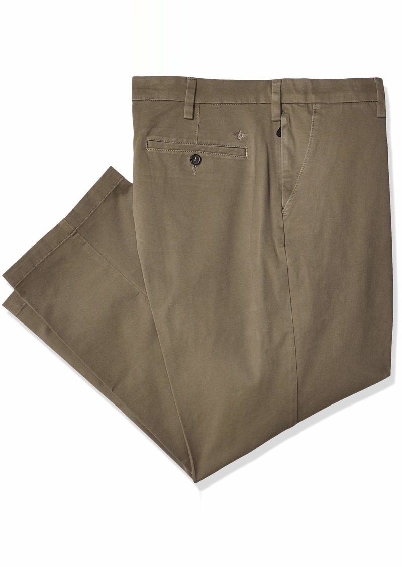 Dockers Men's Big and Tall Big & Tall Workday Khaki Smart 360 Flex Pant  50 29