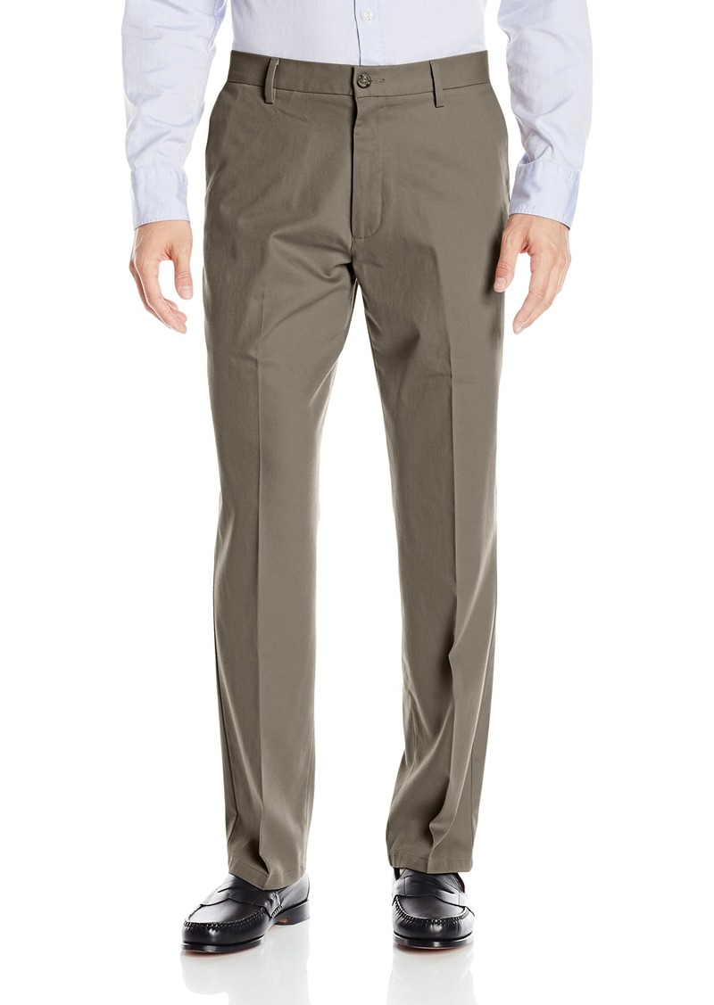 dockers Men's Big and Tall Classic Fit Easy Khaki Pants-Pleated