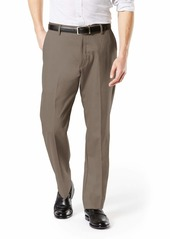 Dockers Men's Big and Tall Classic Fit Signature Khaki Lux Cotton Stretch Pants  48 32