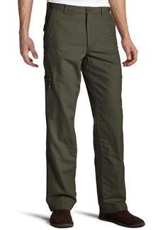 Dockers Men's Big and Tall Comfort Cargo D3 Classic Fit Flat Front Pant