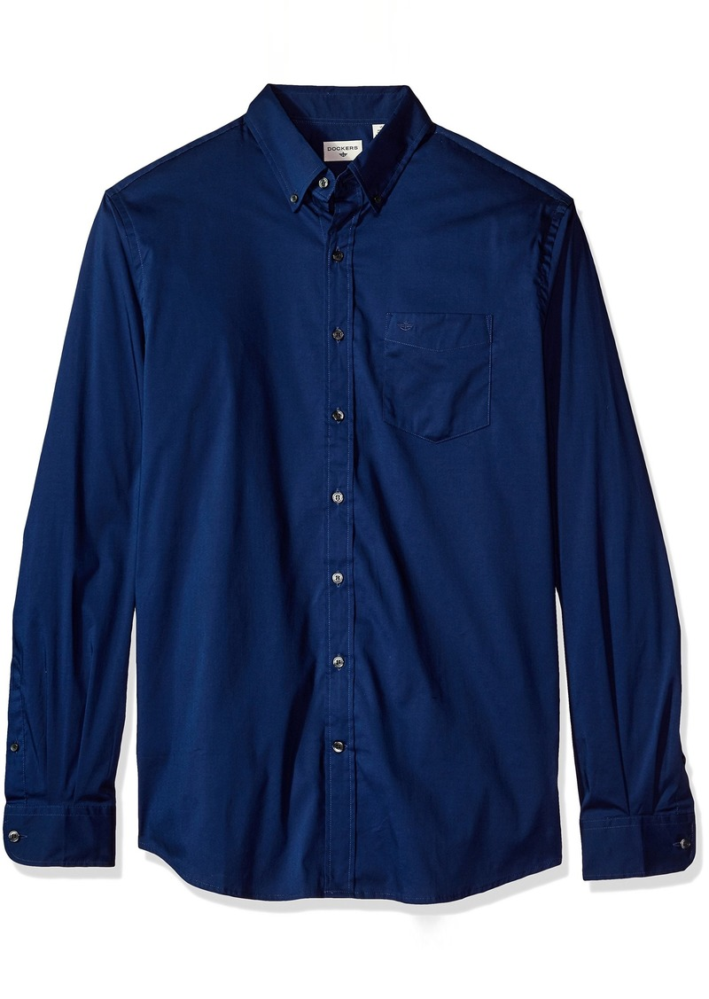 On sale today dockers dockers men 39 s big and tall comfort for Dockers wrinkle free shirts