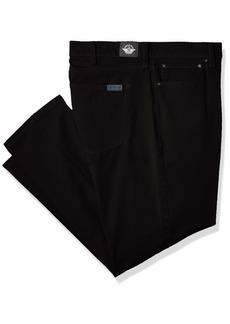 Dockers Men's Big and Tall Ultimate Jean Cut Pants black