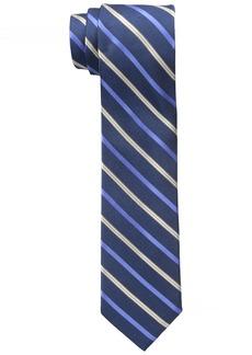 Dockers Men's Broadway Stripe 100% Silk Tie