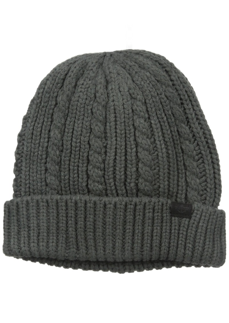 77c5248860a Dockers Dockers Men s Cable Knit Beanie Hat