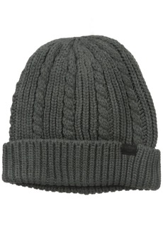 Dockers Men's Cable Knit Beanie Hat