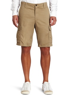 Dockers Men's Cargo Flat-Front Short