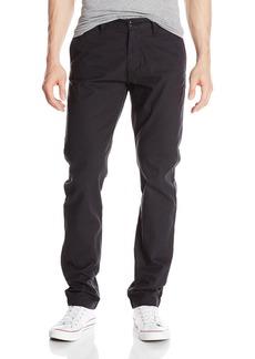 Dockers Men's Casual Khaki Slim Tapered Pant Jet Black - discontinued