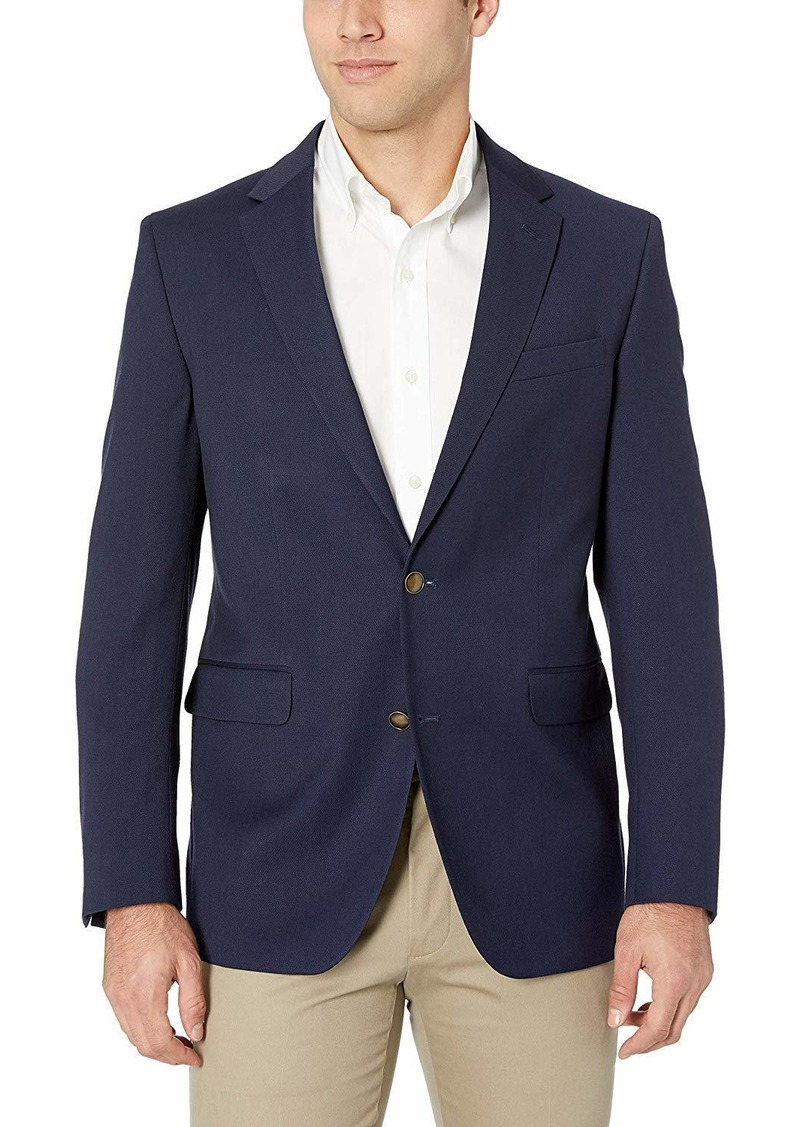 Dockers Men's Classic  2 Button Blazer 42 Long