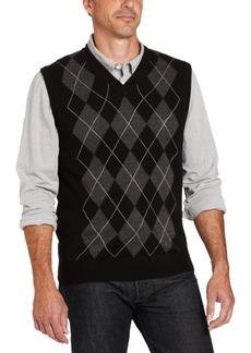 Dockers Men's Classic Argyle Vest