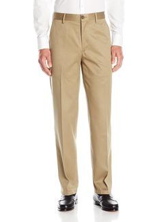 Dockers Men's Classic Fit Signature Khaki Pant - Flat Front D3 Dark Khaki