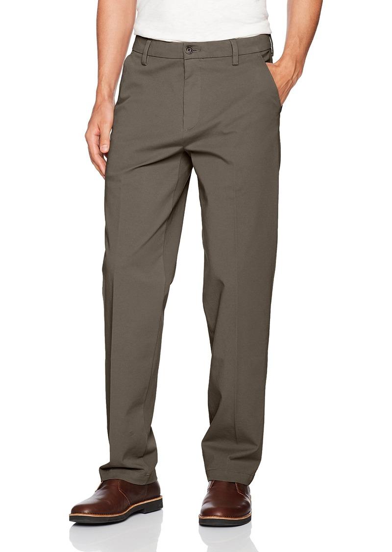 Men/'s Dockers Workday Khaki Blue Straight Fit Smart 360 Flex Pants