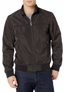 Dockers Men's Classic Stand Collar Bomber Jacket