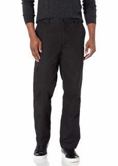 Dockers Men's Classic Fit Comfort Cargo Pants Black - discontinued