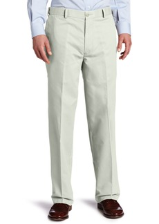 Dockers Men's Comfort Khaki Relaxed-Fit Flat-Front Pant Stone - discontinued