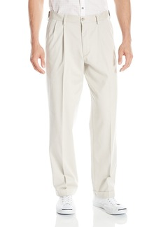 Dockers Men's Comfort Khaki Stretch Relaxed-Fit Pant