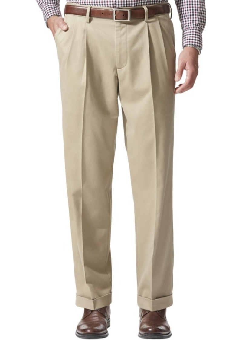 9551cc1e6c On Sale today! Dockers Dockers Men s Comfort Relaxed Pleated Cuffed ...