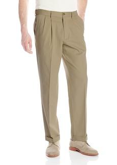 Dockers Men's Comfort Stretch Khaki Classic-Fit Pleated Pant