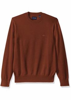 dockers Men's Cotton Crewneck Long Sleeve Sweater
