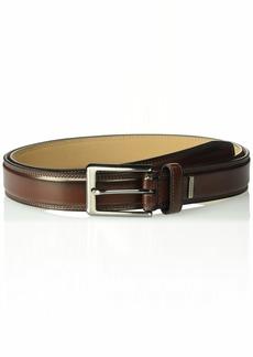 Dockers Men's Dockers Men's 1 1/4 in. Belt With Branded Ornament