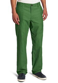 Dockers Men's Docker's Men's Off The Clock Khaki D2 Straight-Fit Flat-Front Pant Fairway - discontinued
