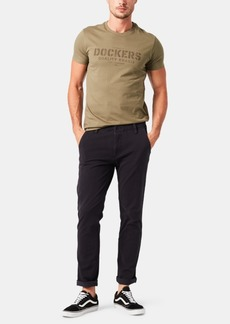 Dockers Men's Downtime Smart 360 Flex Skinny-Fit Performance Stretch Khaki Pants