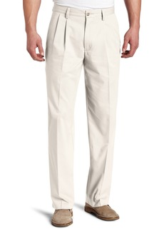 Dockers Men's Easy Khaki D3 Classic-Fit Pleated Pant