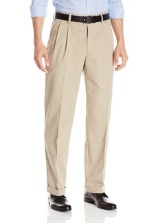 Dockers Men's Easy Khaki Relaxed-Fit Pleated Pant