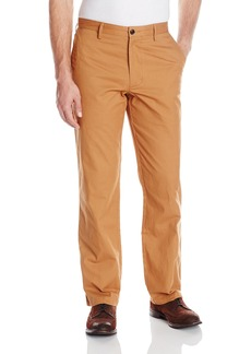 Dockers Men's Field Khaki Straight-Fit Flat-Front Pant Chipmunk - discontinued