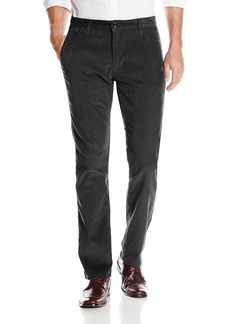 Dockers Men's Field Khaki Straight Fit Flat Front Pant Grey/Blue - discontinued