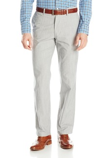 Dockers Men's Field Khaki Straight-Fit Flat-Front Pant Lowe/Dockers Navy - discontinued
