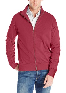 Dockers Men's Full-Zip French Terry Jacket