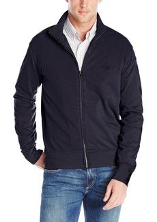Dockers Men's Full-Zip French Terry Jacket
