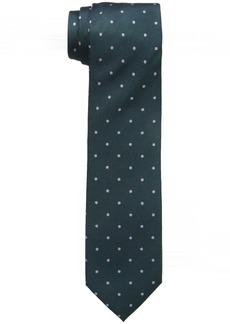 Dockers Men's Fulton Street Dot 100% Silk Tie
