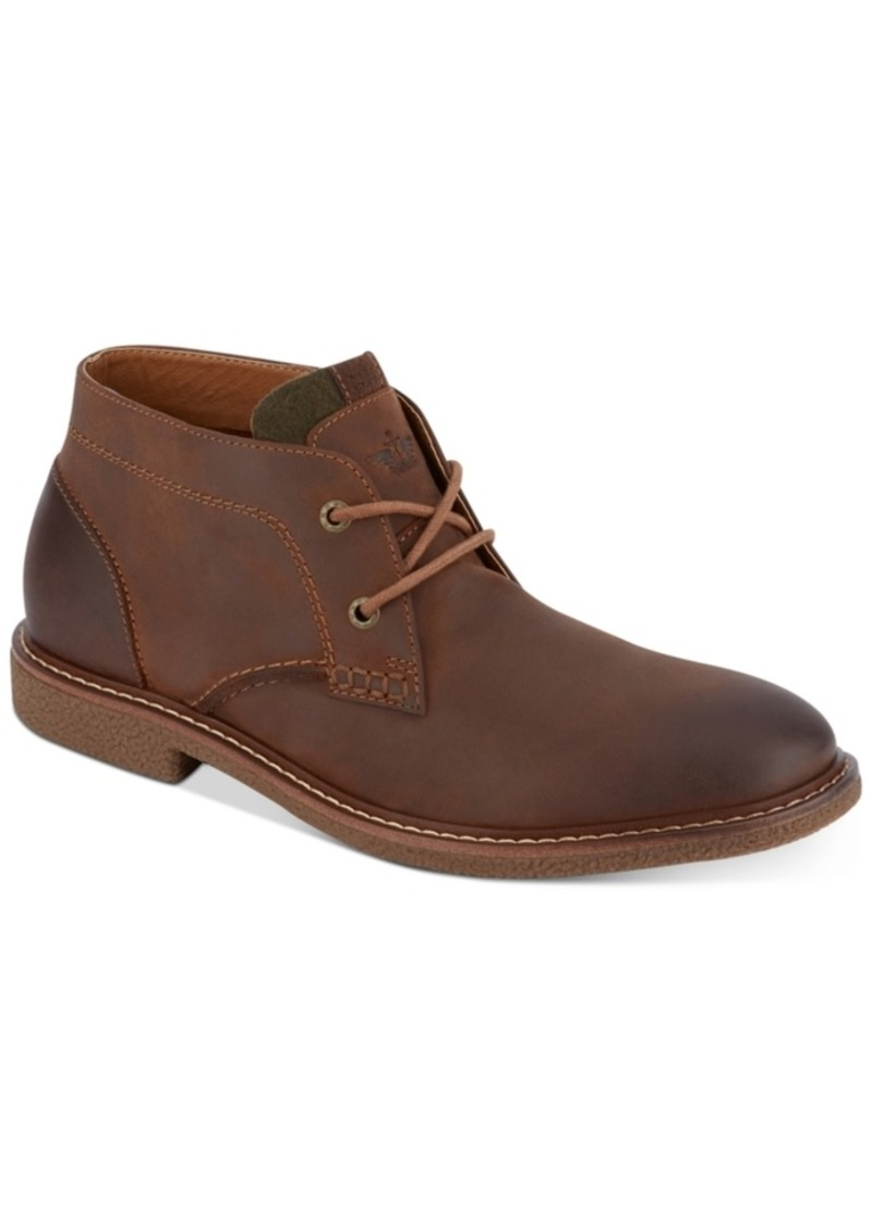 Dockers Men's Greyson Dress Casual Chukka Boots Men's Shoes