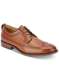 Dockers Men's Hausman Dress Wingtip Leather Oxfords Men's Shoes