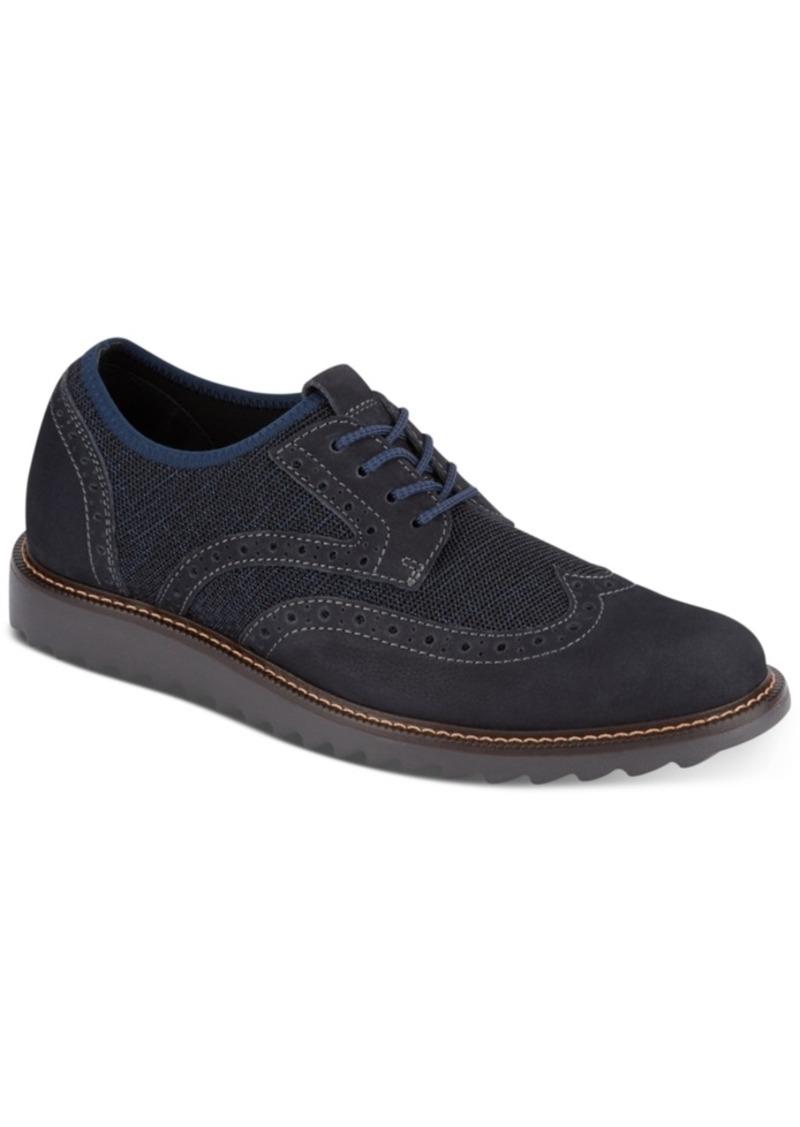 Dockers Men's Hawking Wingtip Performance Dress Casual Oxfords Men's Shoes