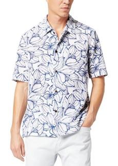 Dockers Men's Hollenbeck Short-Sleeve Button-Up Shirt