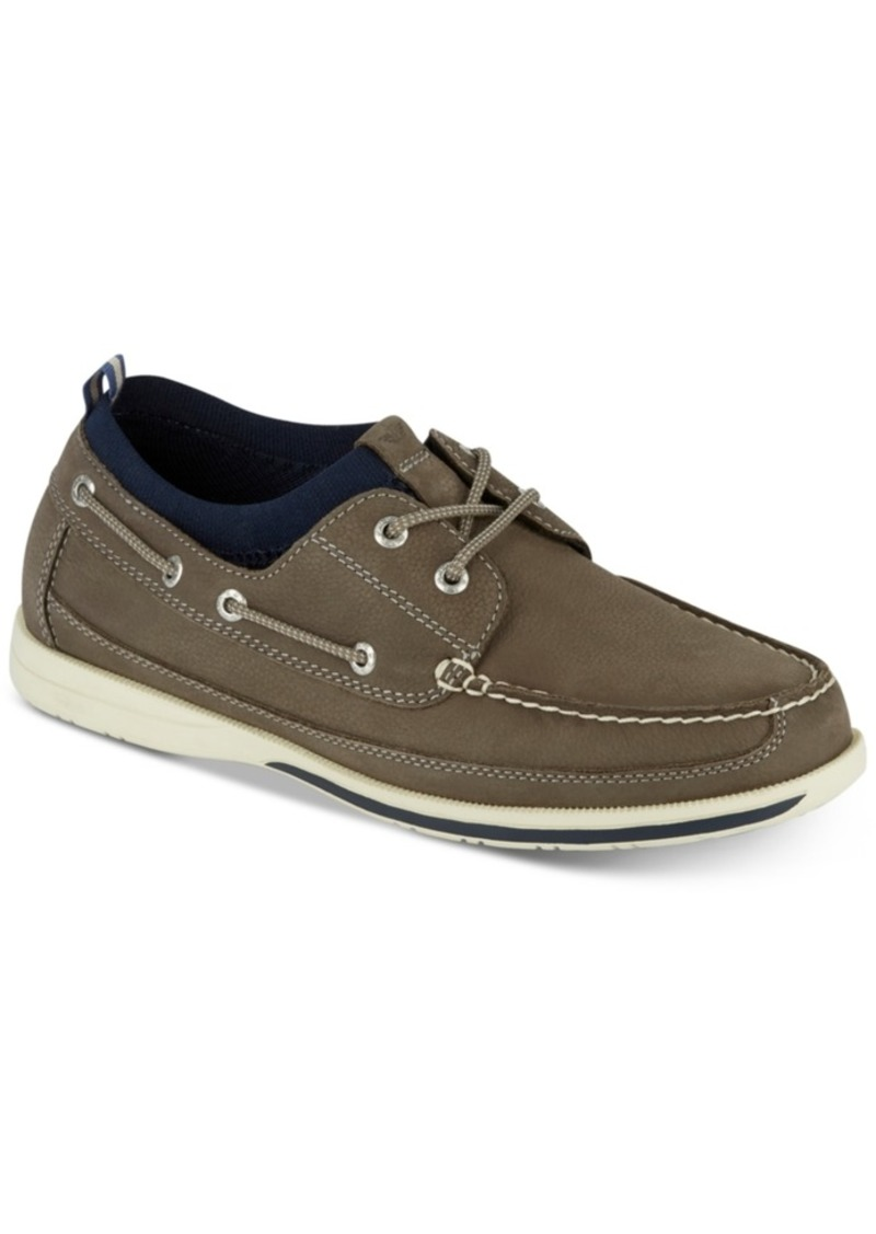 Dockers Men's Homer Smart Series Leather Boat Shoes Men's Shoes
