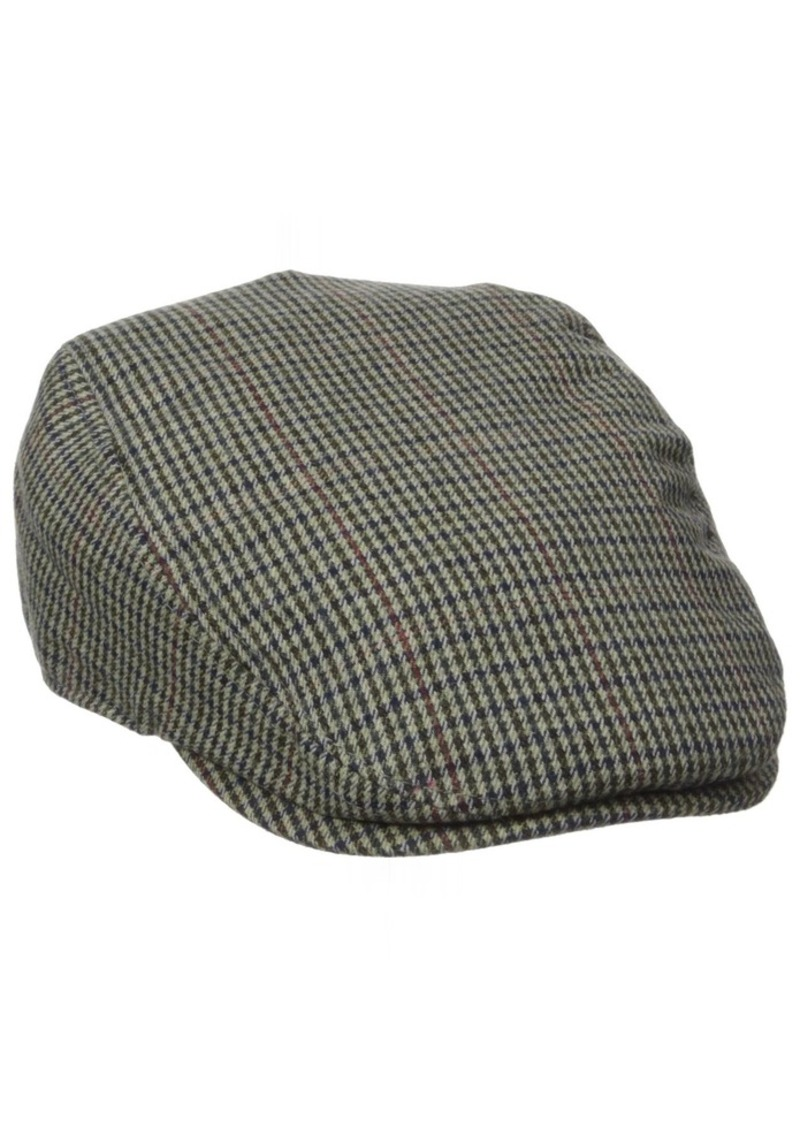 abb3ec28ae83d Dockers Dockers Men s Houndstooth Flat Top Ivy Hat