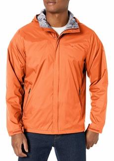Dockers Men's Hudson Waterproof Hooded Rain Jacket