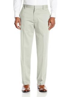 Dockers Men's Insignia Wrinkle-Free Khaki Classic-Fit Flat-Front Pant