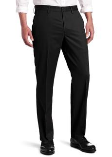 Dockers Men's Iron Free Khaki D2 Straight Fit Pant Black Metal - discontinued